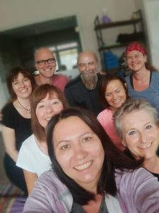 Bilder vom Thai Yoga Massageworkshop in Birkenau